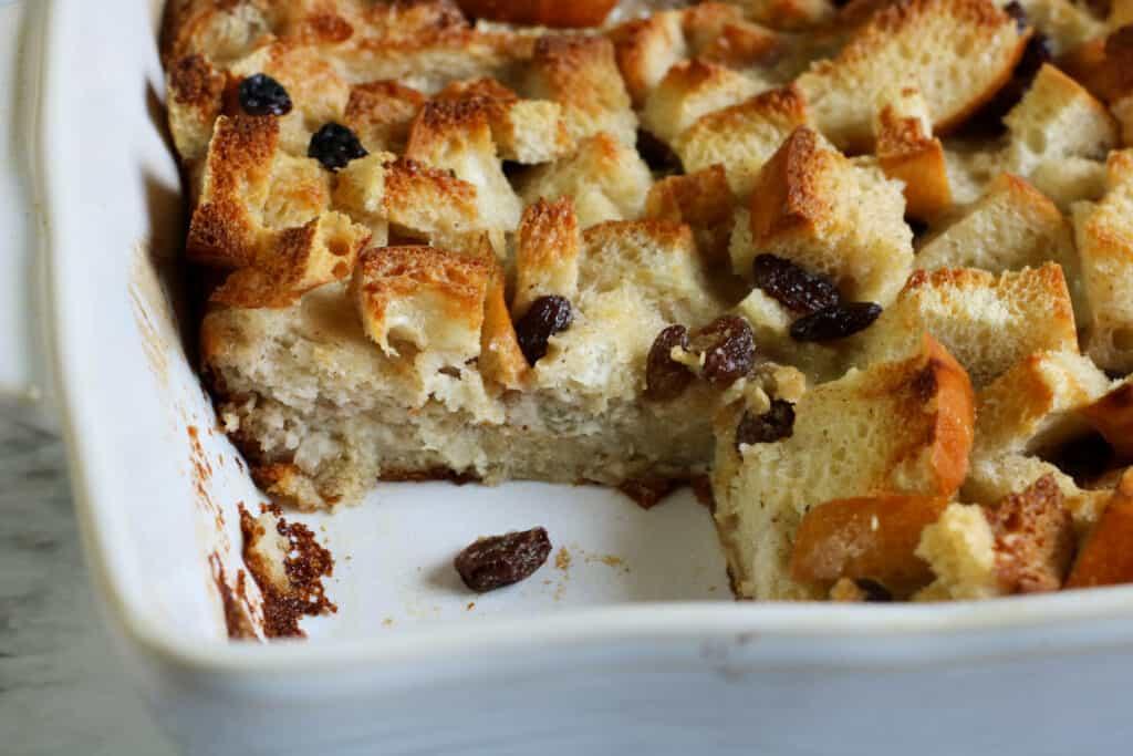 bread pudding potluck recipe