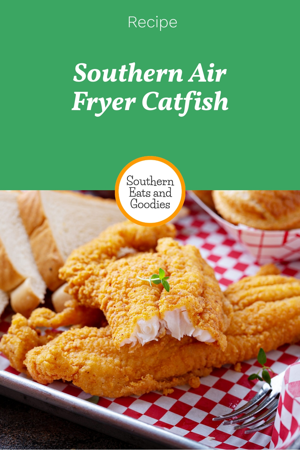 Southern Air Fryer Catfish