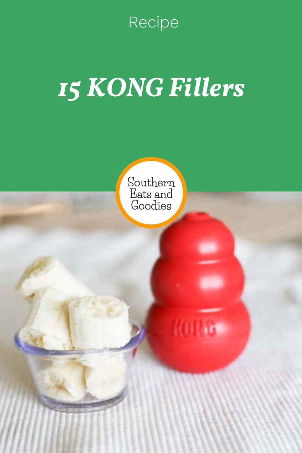 15 KONG Fillers